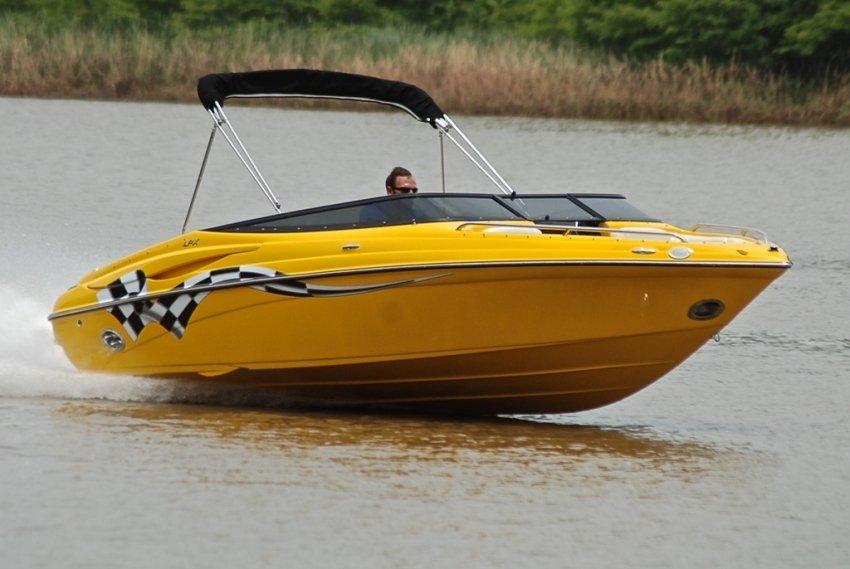 Катер Crownline 21 LPX