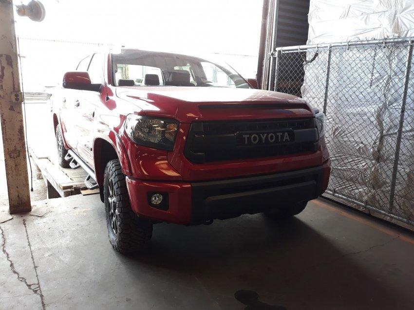 Купить Toyota Tundra TRD 2017
