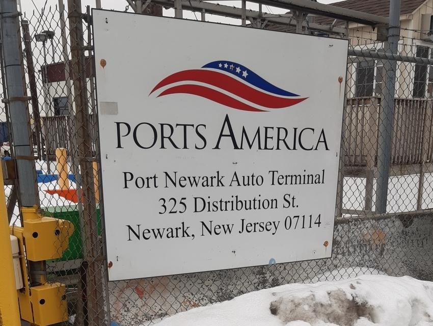 Порт США NY 2021