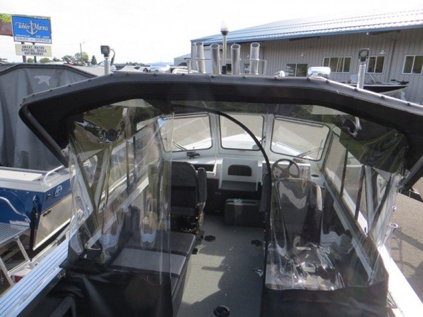 Катер Duckworth Navigator 2016