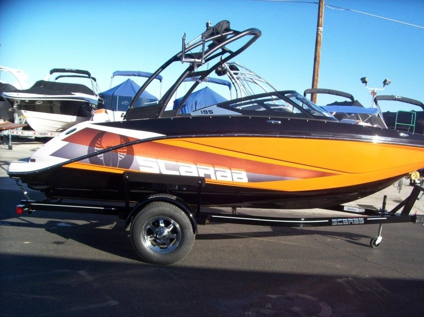 Scarab 195 Impulse 2017
