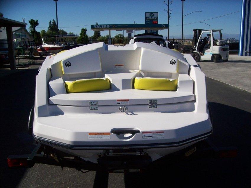Катер лодка Scarab 165 2016