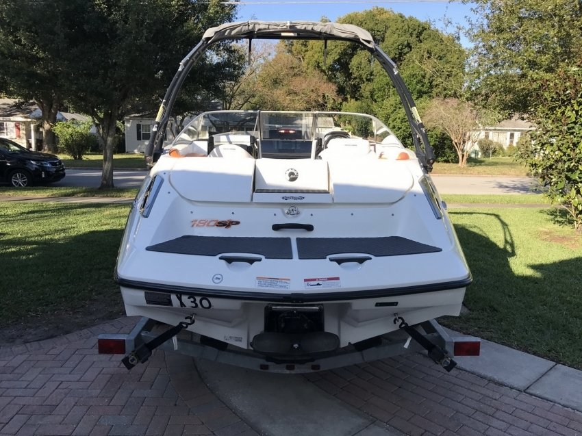 SEA DOO Challenger 180 SP 2012