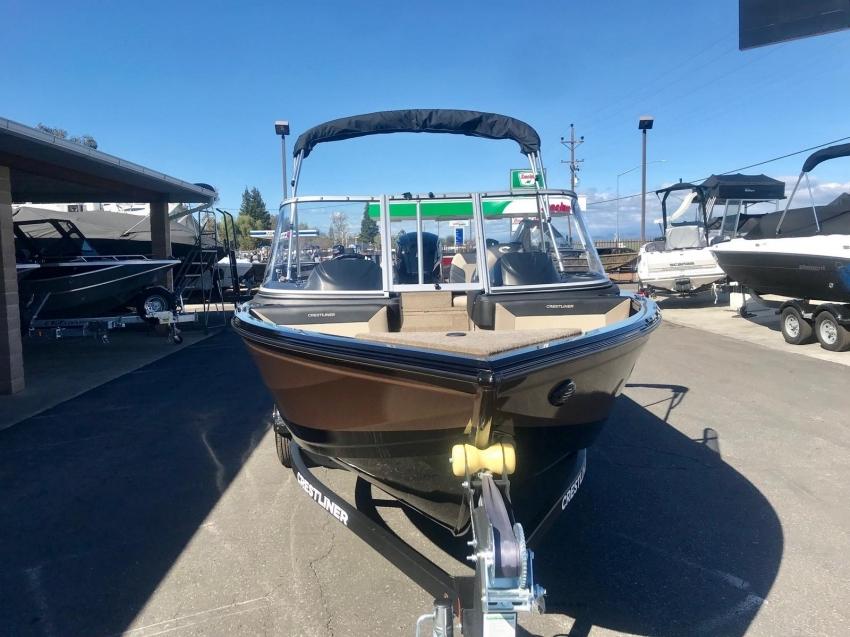 Крестлайнер бу 1650 FISH HAWK 2019