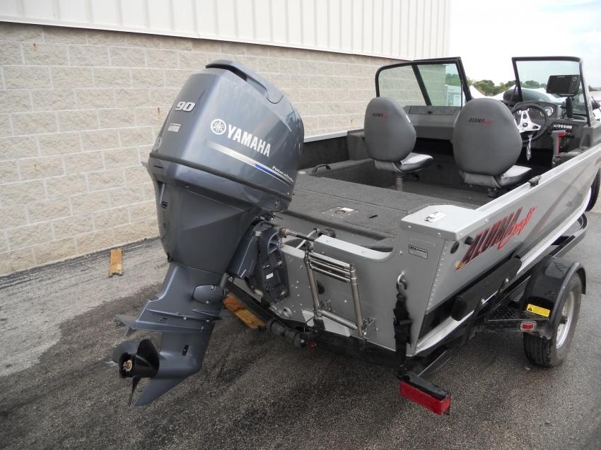 Alumacraft купить Competitor 2016