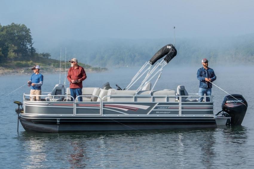 Понтон рыболовный Ranger 200 2019