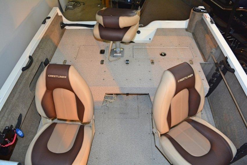 Crestliner 1650-1750 2016-2017