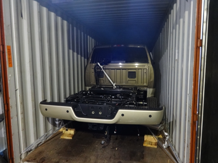 Dodge ram из США 3500 2016