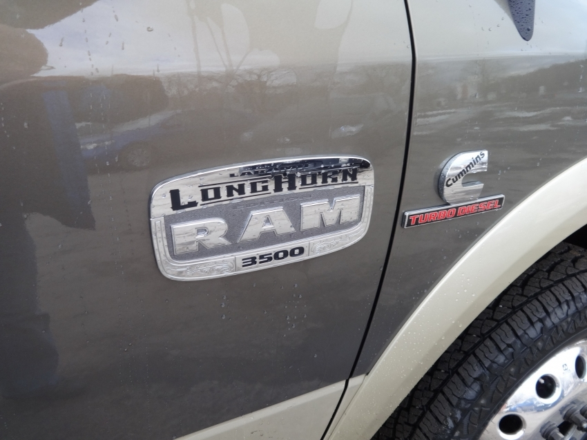 Dodge RAM 3500 Long Horn 2016