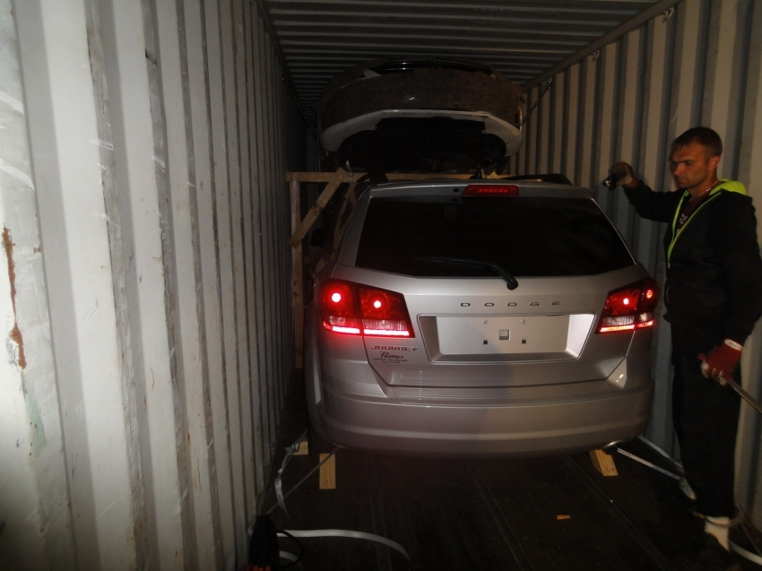 Доставка машины из Америки