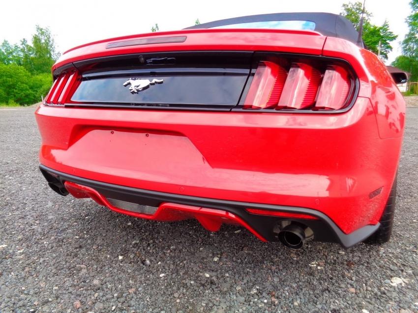 Авто из Америки Ford Мустанг 2016