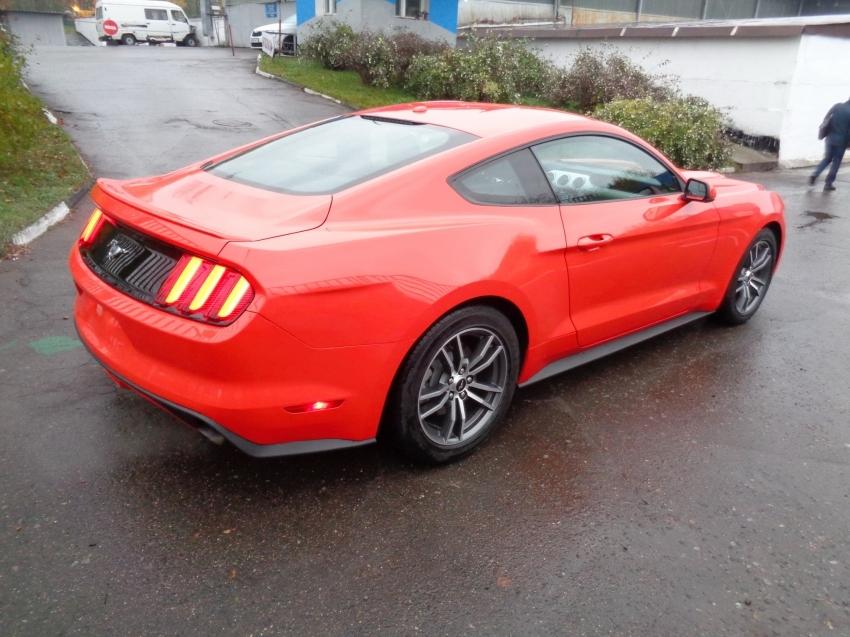 Купить Ford Mustang 2017