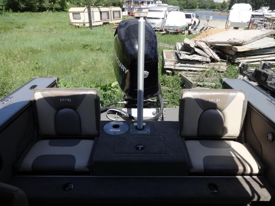Лодка Lund TYEE 1750 2014