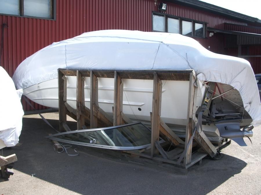 Stingray погрузка 2010
