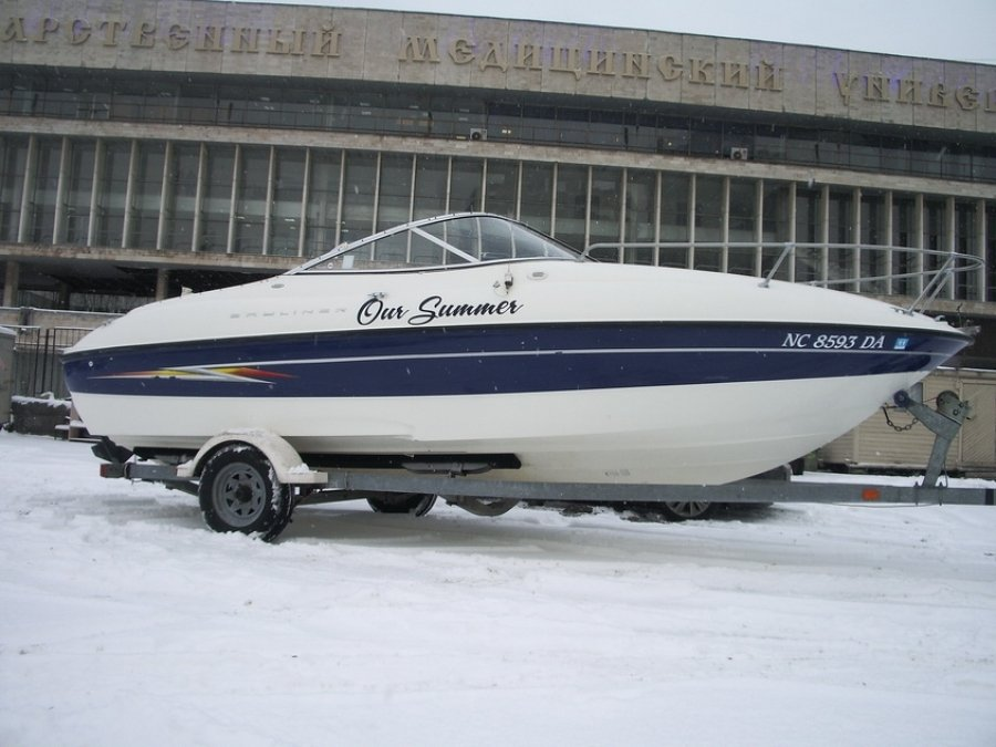 Катер Bayliner 212 Cuddy 2008