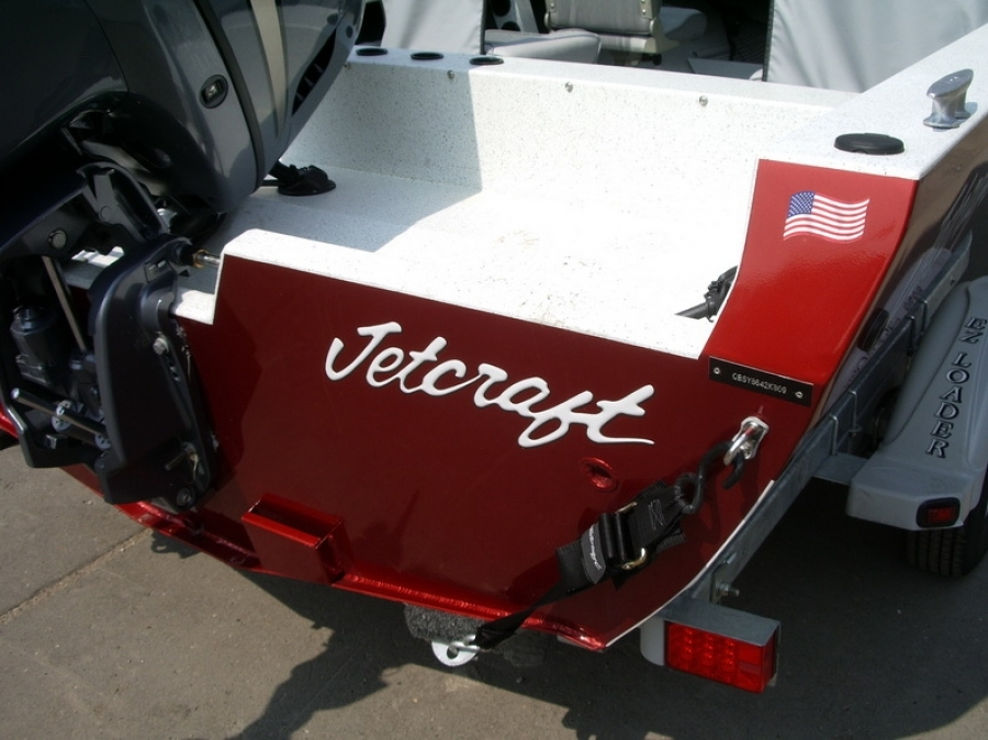 Лодка Jetcraft 1925 2009