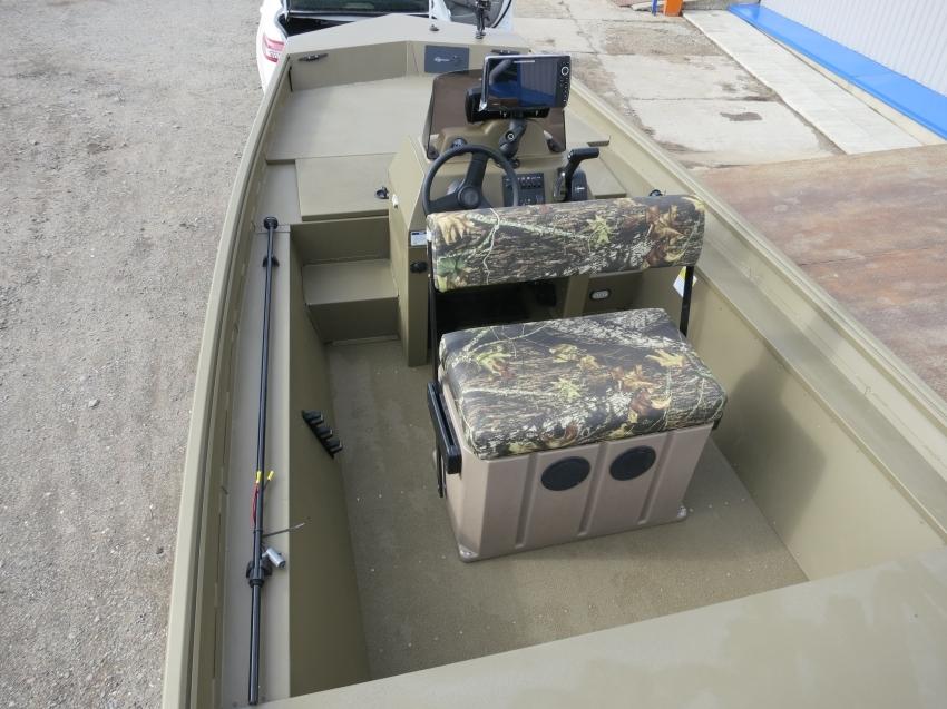 Лодка для мелководья G3 Yamaha 2022