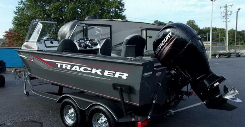 Tracker 18 Combo 2019