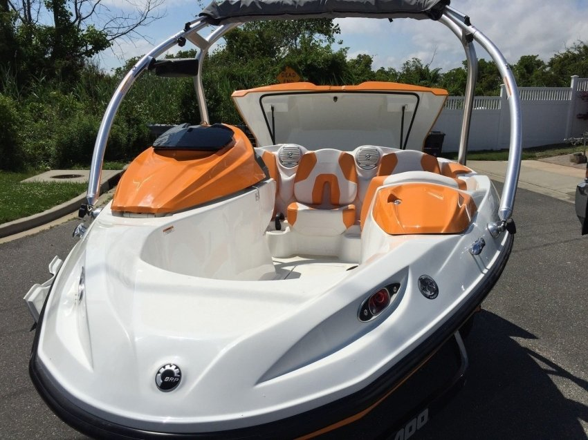Катер SEA DOO Speedster 150 2011
