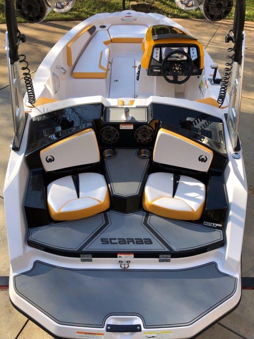 Scarab Sea Doo BRP 165 2015 SPEEDSTER