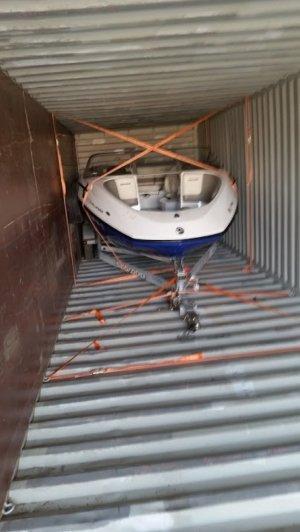Катер SEA-DOO июль 2017 порт NY