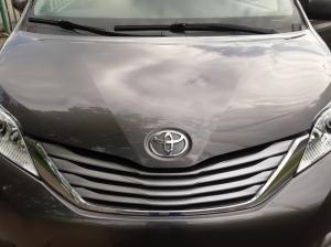 Toyota Sienna 2017 из США