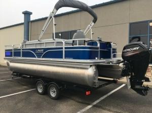 Понтон для рыбалки LOWE 214 2018