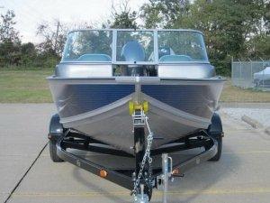 Лодка G3 172 FS 2014