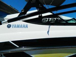 Катер Yamaha 212 X 2015