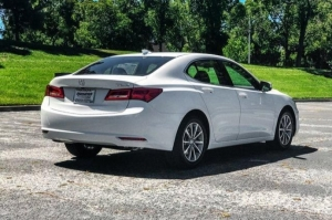 ACURA ACCORD TLX 2019