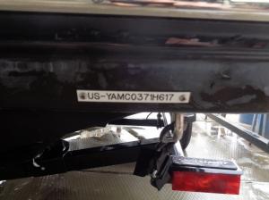 Ямаха Yamaha 195AR 2017