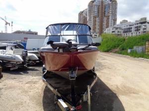 Катер Tracker Трекер рыболовный, цельносварная лодка 2015