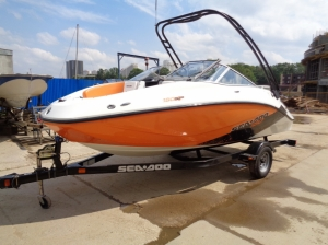 SEA DOO BRP 180SP Challenger 2012