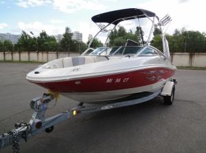 SEA RAY 190 Sport выгрузка 2013