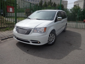 Chrysler Grand Voyager 2013
