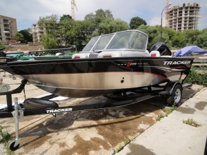 Лодка Tracker 175 Combo 2013