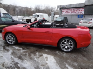 Ford Mustang 2016 CNV