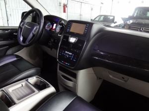 Chrysler Voyager 2016 год