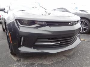 Camaro Chevrolet 2018
