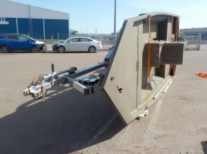 Alumacraft 2072 Jet boat водомет