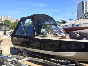 Crestliner 1650 2016
