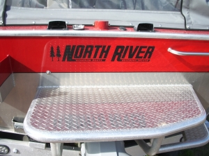 Катер North river Commander 22 2008