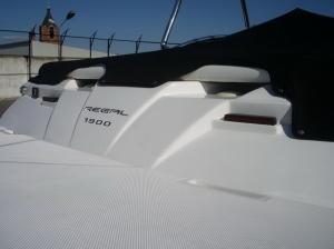 Катер REGAL 1900 2009