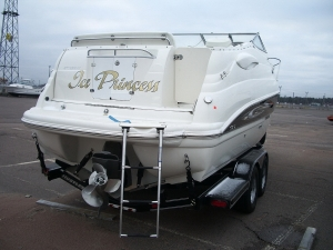 Катер Stingray 250 Cuddy 2008 год