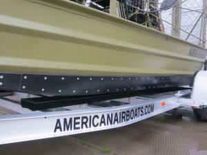 Аэрокатер AMERICAN AIR BOAT 2020