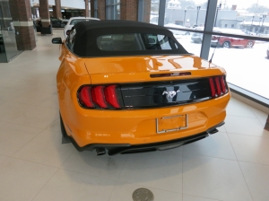 Ford Mustang 2019 Cabrio in USA