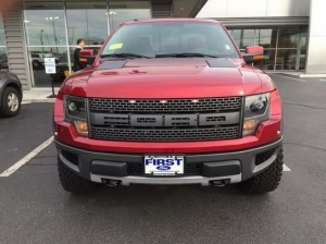 Ford RAPTOR SVT 2014
