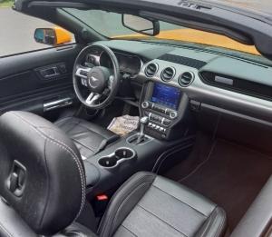 Форд Мустанг 2019 кабриолет