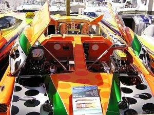 Катера, яхты из США выставка