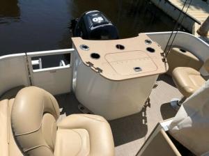 Понтон рыболовный Bennington 21 SSX 2017